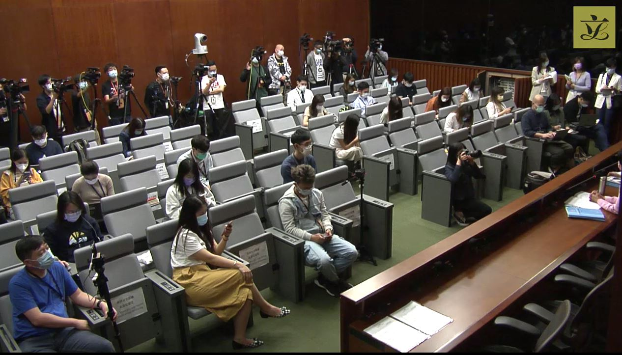 Press Conference Room 1A
